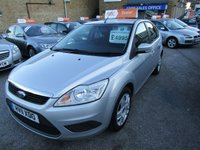 USED 2011 11 FORD FOCUS 1.6 STYLE TDCI 5d 90 BHP