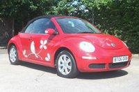2006 VOLKSWAGEN BEETLE 1.4 LUNA 16V 2d 74 BHP £2850.00