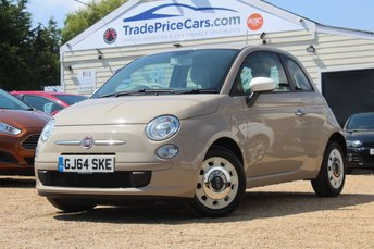 2014 FIAT 500 1.2 COLOUR THERAPY 3d 69 BHP £5750.00