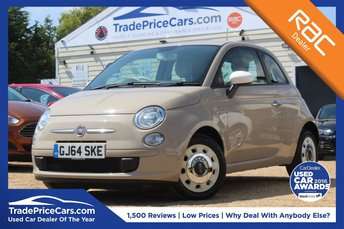 2014 FIAT 500 1.2 COLOUR THERAPY 3d 69 BHP