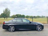 2014 BMW M5 4.4 M5 4d AUTO 553 BHP £27995.00
