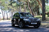 2015 BMW X3 3.0 XDRIVE30D M SPORT 5d AUTO 255 BHP £25995.00