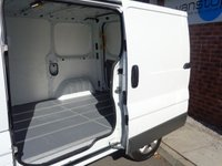 USED 2014 63 RENAULT TRAFIC 2.0 SL27 DCI S/R P/V 1d 115 BHP
