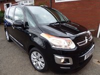 USED 2013 13 CITROEN C3 PICASSO 1.6 PICASSO EXCLUSIVE HDI 5d 91 BHP Lovely Condition Car