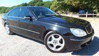 2005 MERCEDES-BENZ S CLASS 3.7 S350 SE LIMOUSINE 4d AUTO 245 BHP £3500.00