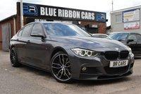 USED 2015 15 BMW 3 SERIES 3.0 330D XDRIVE M SPORT 4d AUTO 255 BHP M PERFORMANCE KIT, M SPORT PLUS PACKAGE, PRO NAV