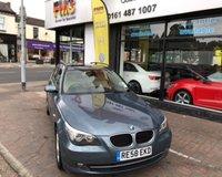 2008 BMW 5 SERIES 520D SE TOURING £4995.00