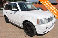 USED 2006 LAND ROVER RANGE ROVER 3.6 TDV8 VOGUE 5d AUTO 272 BHP