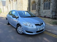 USED 2007 07 TOYOTA AURIS 1.4 T2 D-4D 3d 89 BHP ++ OUTSTANDING VALUE ++