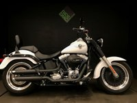 2015 HARLEY-DAVIDSON FATBOY SPECIAL. 1690. 16. 690 MILES. V&H PIPES. 1 OWNER. A BEAUTY £13995.00