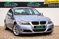 USED 2010 10 BMW 3 SERIES 2.0 320D SE BUSINESS EDITION 4d AUTO 181 BHP £0 DEPOSIT FINANCE AVAILABLE, AIR CONDITIONING, BLUETOOTH CONNECTIVITY, CLIMATE CONTROL, FULL CREAM LEATHER UPHOLSTERY, HEATED SEATS, REAR PARKING SENSORS, SATELLITE NAVIGATION, STEERING WHEEL CONTROLS