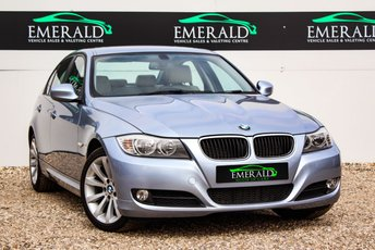 2010 BMW 3 SERIES 2.0 320D SE BUSINESS EDITION 4d AUTO 181 BHP £8800.00