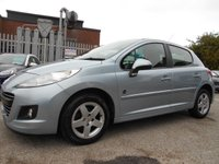 USED 2011 11 PEUGEOT 207 1.4 HDI ENVY 5d 68 BHP ONE FORMER KEEPER £30 PER YEAR ROAD TAX