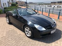 USED 2005 55 MERCEDES-BENZ SLK 3.0 SLK280 2d AUTO 231 BHP STUNNING! VERY LOW MILES! GOOD SERVICE HISTORY!