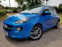 2014 VAUXHALL ADAM 1.2 JAM 3d 2 KEYS WITH EXTRAS £5975.00