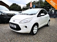 2013 FORD KA 1.2 EDGE 3d  £SOLD