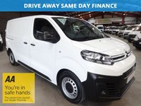 """USED 2016 66 CITROEN DISPATCH 1.6 M 1000 ENTERPRISE BLUE HDI 115 BHP- NEW MODEL WITH AIR CON-LOW MILEAGE """"YOU'RE IN SAFE HANDS"""" - AA DEALER PROMISE"""