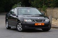 2005 SAAB 9-3 2.0 LINEAR SPORT T 4d AUTO 151 BHP £2250.00