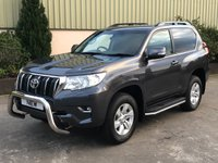 2018 TOYOTA LAND CRUISER Commercial 2.8 Auto 3 Door 2 seater £32900.00
