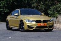 2015 BMW M4 3.0 M4 2d AUTO 426 BHP £31950.00