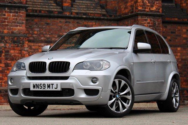 2009 59 BMW X5 3.0 30d M Sport xDrive 5dr