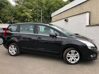 USED 2013 13 PEUGEOT 5008 1.6 E-HDI ACTIVE 5d AUTO 115 BHP