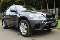 2011 BMW X5 3.0 XDRIVE30D SE 5d AUTO 241 BHP £12500.00