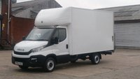 2015 IVECO-FORD DAILY 2.3 35S13 1d 126 BHP LWB LUTON WITH /TAIL LIFT 1 OWNER F/S/H 5 STAMPS / 2 KEYS  £SOLD