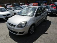 USED 2006 55 FORD FIESTA 1.2 ZETEC CLIMATE 16V 5d 78 BHP