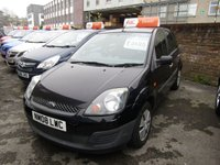 USED 2008 08 FORD FIESTA 1.2 STUDIO 16V 5d 78 BHP