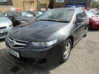 USED 2008 08 HONDA ACCORD 2.0 SE VTEC 4d AUTO 155 BHP