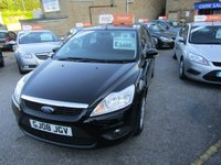 USED 2008 08 FORD FOCUS 1.6 STYLE 5d AUTO 100 BHP