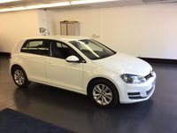 2013 VOLKSWAGEN GOLF 1.4 SE TSI BLUEMOTION TECHNOLOGY 5d 120 BHP £9675.00