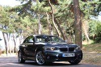 2015 BMW 2 SERIES 2.0 228I M SPORT 2d 241 BHP £17250.00