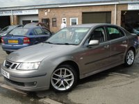 USED 2006 06 SAAB 9-3 1.9 DTH VECTOR SPORT 4d 150 BHP GREAT VALUE SPORT TID+MOT DEC 2018