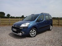 2012 CITROEN BERLINGO MULTISPACE 1.6 HDI XTR 5d 91 BHP £6990.00