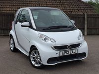2012 SMART FORTWO 1.0 PASSION MHD 2d AUTO 71 BHP £4995.00