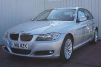 2010 BMW 3 SERIES 2.0 320D SE 4d AUTO 175 BHP £6995.00