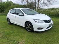 USED 2015 15 NISSAN PULSAR 1.5 VISIA DCI 5d 110 BHP