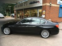 2013 BMW 3 SERIES 2.0 320D LUXURY 4d AUTO 184 BHP £13475.00
