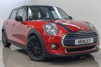 2014 MINI HATCH COOPER 1.5 COOPER D 5d AUTO 114 BHP £11990.00