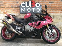 USED 2010 10 BMW S1000RR SPORT ABS DTC  Akrapovic Full Exhaust System