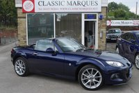 2013 MAZDA MX-5 2.0 I ROADSTER SPORT TECH 2d 158 BHP £13690.00