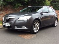 USED 2010 60 VAUXHALL INSIGNIA 2.0 EXCLUSIV CDTI 5d 158 BHP 1 OWNER, FULL SERVICE HISTORY, 1YR MOT,  EXCELLENT CONDITION, ALLOYS, CLIMATE, CRUISE, FOGS, RADIO CD, E/WINDOWS, R/LOCKING, FREE WARRANTY, FINANCE AVAILABLE, HPI CLEAR, PART EXCHANGE WELCOME,
