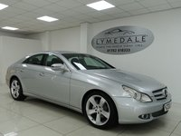 USED 2008 58 MERCEDES-BENZ CLS CLASS 3.0 CLS320 CDI 4d AUTO 222 BHP FULL LEATHER, SUPERB CONDITION, GREAT SPEC