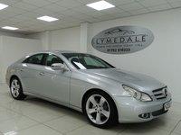 2008 MERCEDES-BENZ CLS CLASS 3.0 CLS320 CDI 4d AUTO 222 BHP £6690.00