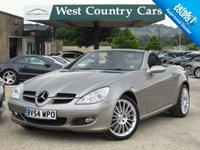 USED 2004 54 MERCEDES-BENZ SLK 3.5 SLK350 2d 269 BHP Stunning Condition Sold Previously By Ourselves
