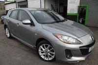 2013 MAZDA 3 1.6 TAMURA 5d AUTO 103 BHP £8000.00