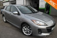 USED 2013 63 MAZDA 3 1.6 TAMURA 5d AUTO 103 BHP VIEW AND RESERVE ONLINE OR CALL 01527-853940 FOR MORE INFO.