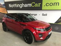 2015 LAND ROVER RANGE ROVER EVOQUE 2.0 SI4 DYNAMIC LUX 5d AUTO 240 BHP £27995.00